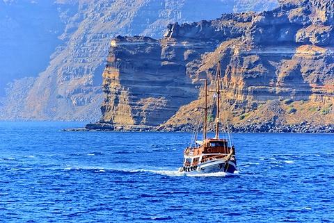 锡拉夏岛旅游景点攻略图