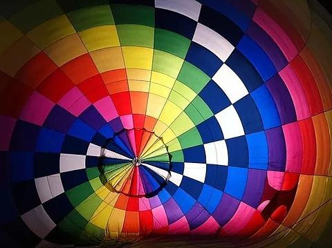 蒂梅丘拉热气球飞行