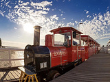 巴瑟尔顿栈桥小火车