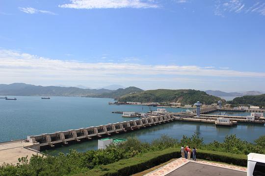 西海水闸旅游景点图片