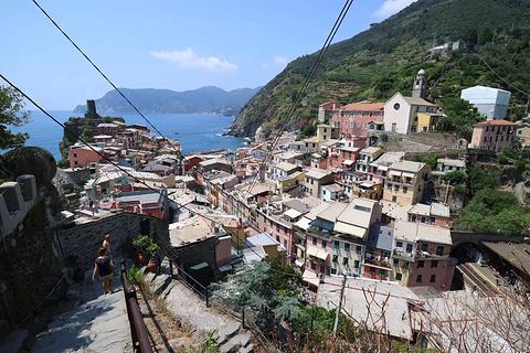 Sentiero Vernazza a Corniglia