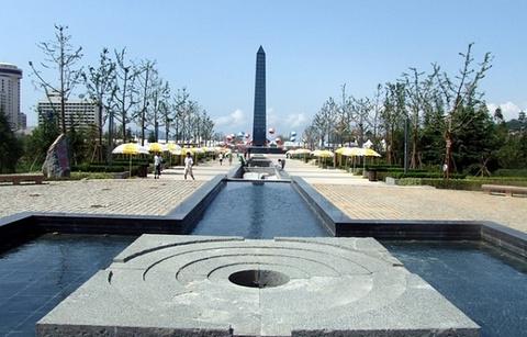汇泉广场的图片