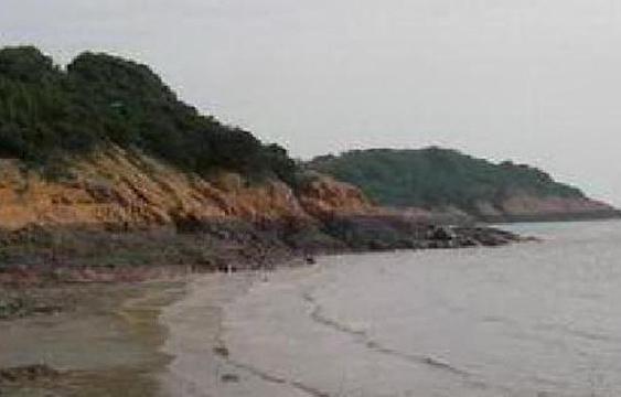 白塔山海岛生态旅游区旅游景点图片