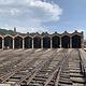 中东铁路运输博物馆(机车库遗址)