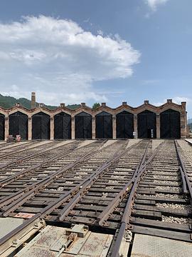 中东铁路运输博物馆(机车库遗址)的图片