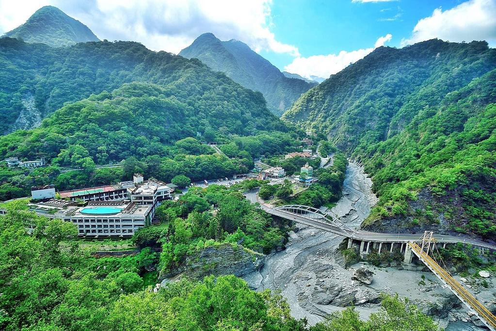 台湾北部6日线路