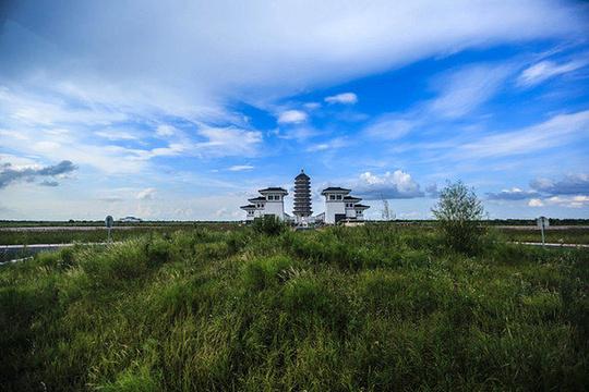 黑瞎子岛植物园旅游景点图片