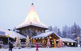 圣诞老人村