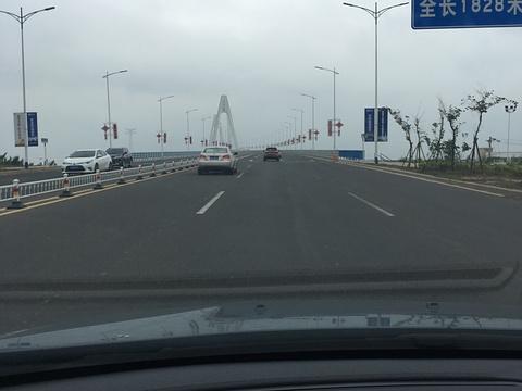 清澜大桥旅游景点图片