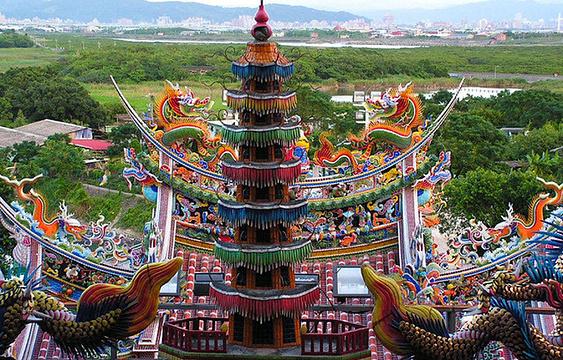 关渡宫旅游景点图片