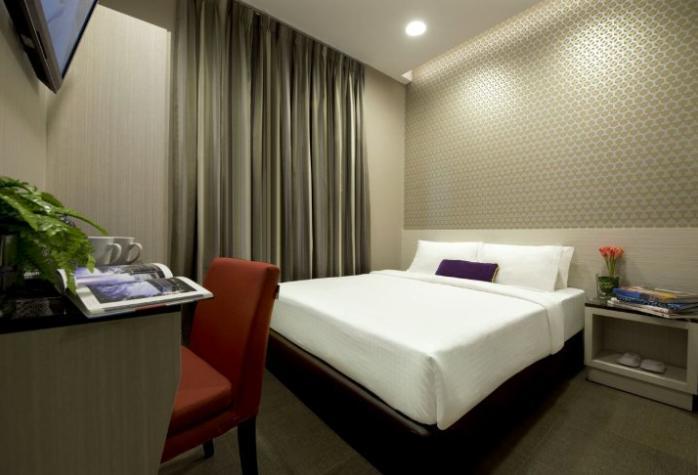 新加坡威大酒店 - 明古连