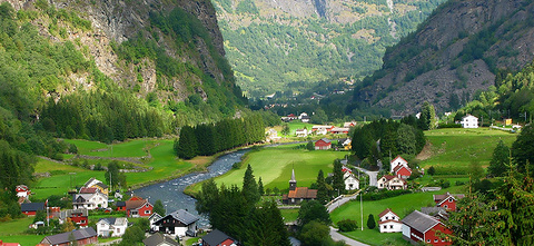 奥斯陆旅游景点图片
