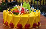红松林蛋糕(石油大学店)