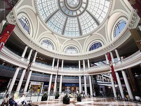 西田旧金山购物中心旅游景点图片