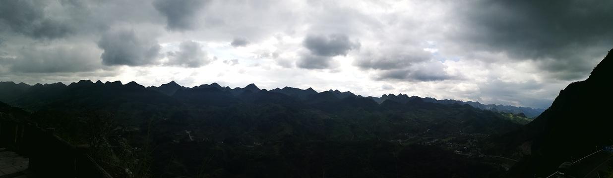 百里峰海观景台旅游景点图片
