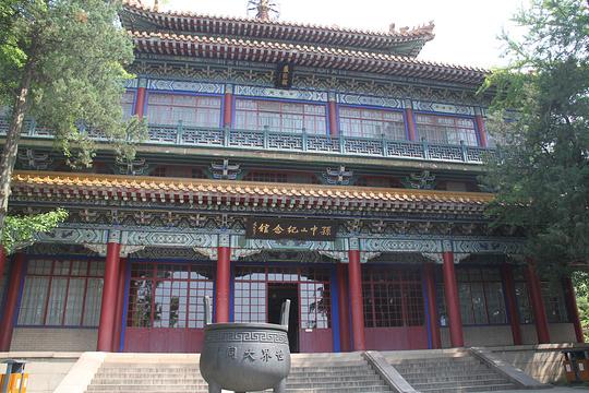 孙中山纪念馆旅游景点图片