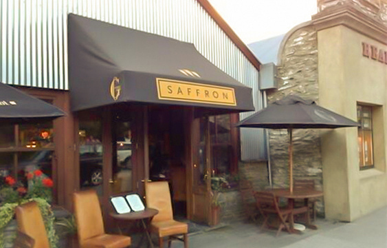 Saffron Restaurant旅游景点图片