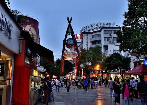 正阳步行街旅游景点图片