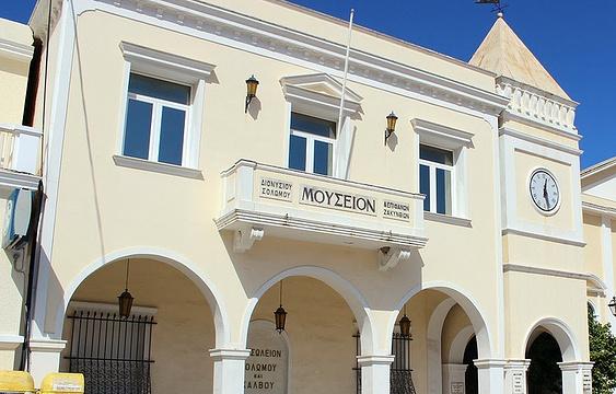 索洛莫斯博物馆旅游景点图片