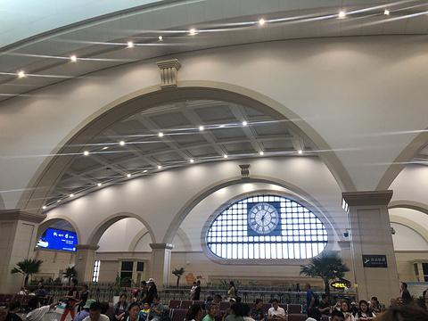 哈尔滨站的图片