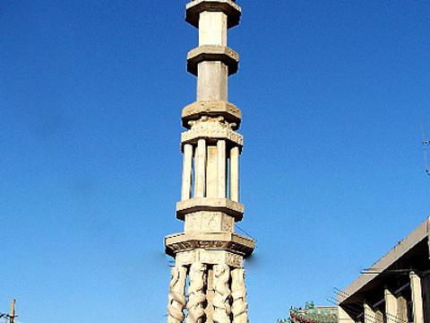 宝坻石幢旅游景点图片