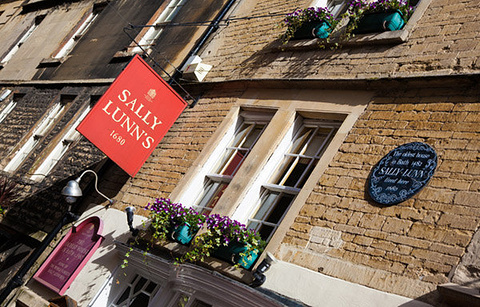 Sally Lunns Historic Eating House & Museum的图片