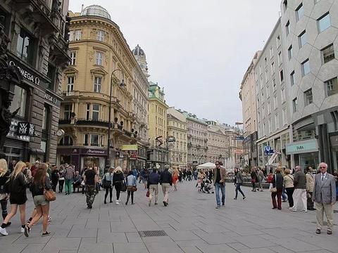 格拉本大街旅游景点图片