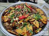 格尔木小马烤羊肉(天海夜市店)