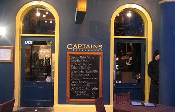 Captains Restaurant旅游景点图片