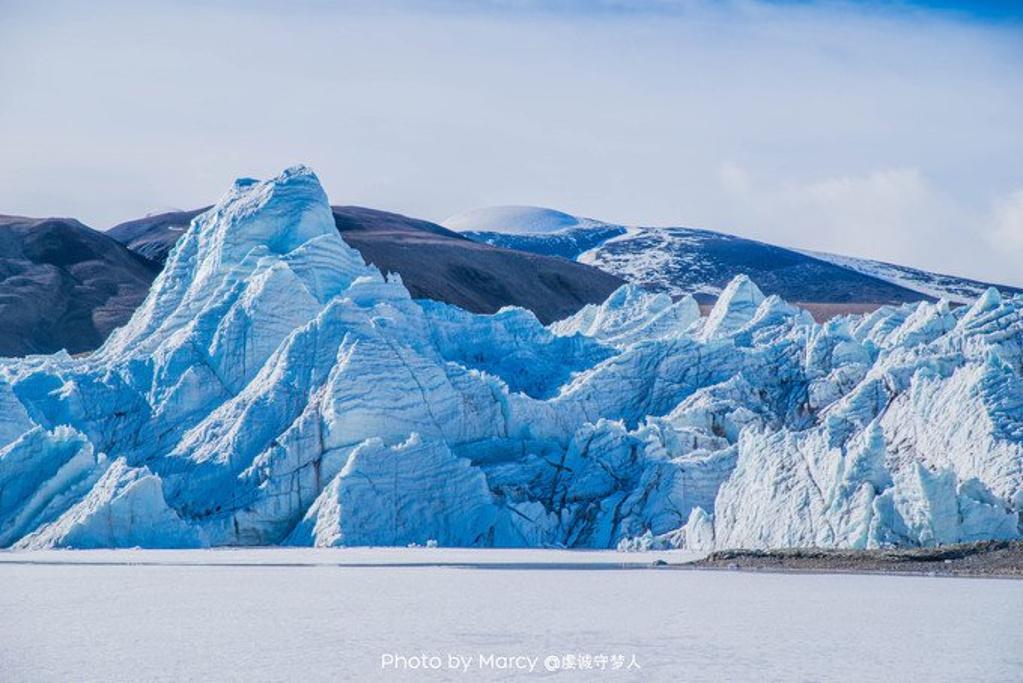浪卡子探秘冰川2日线路