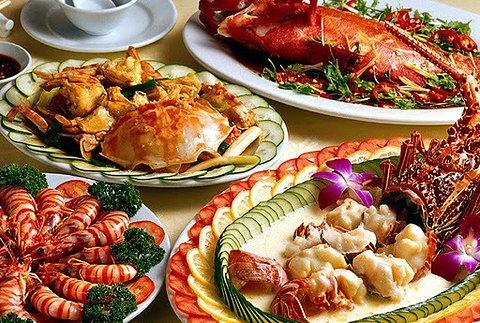 芽庄海鲜餐馆