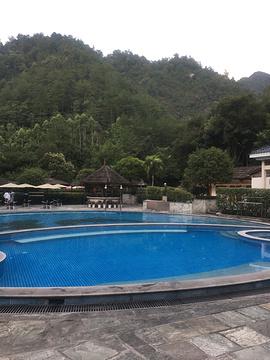 连州大东山温泉