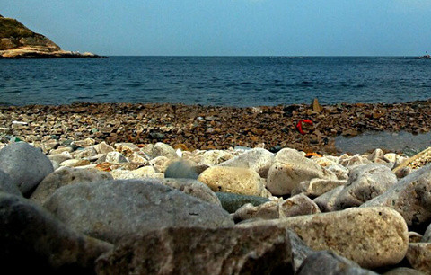 西风湾石砾滩