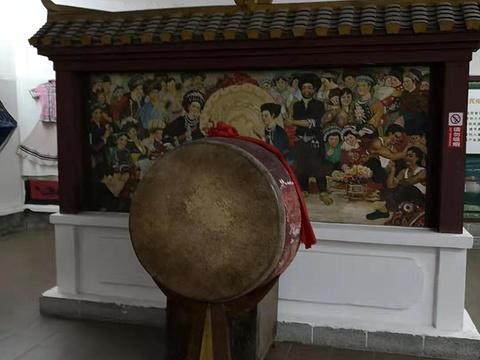 溪洲铜柱民俗风光馆旅游景点图片