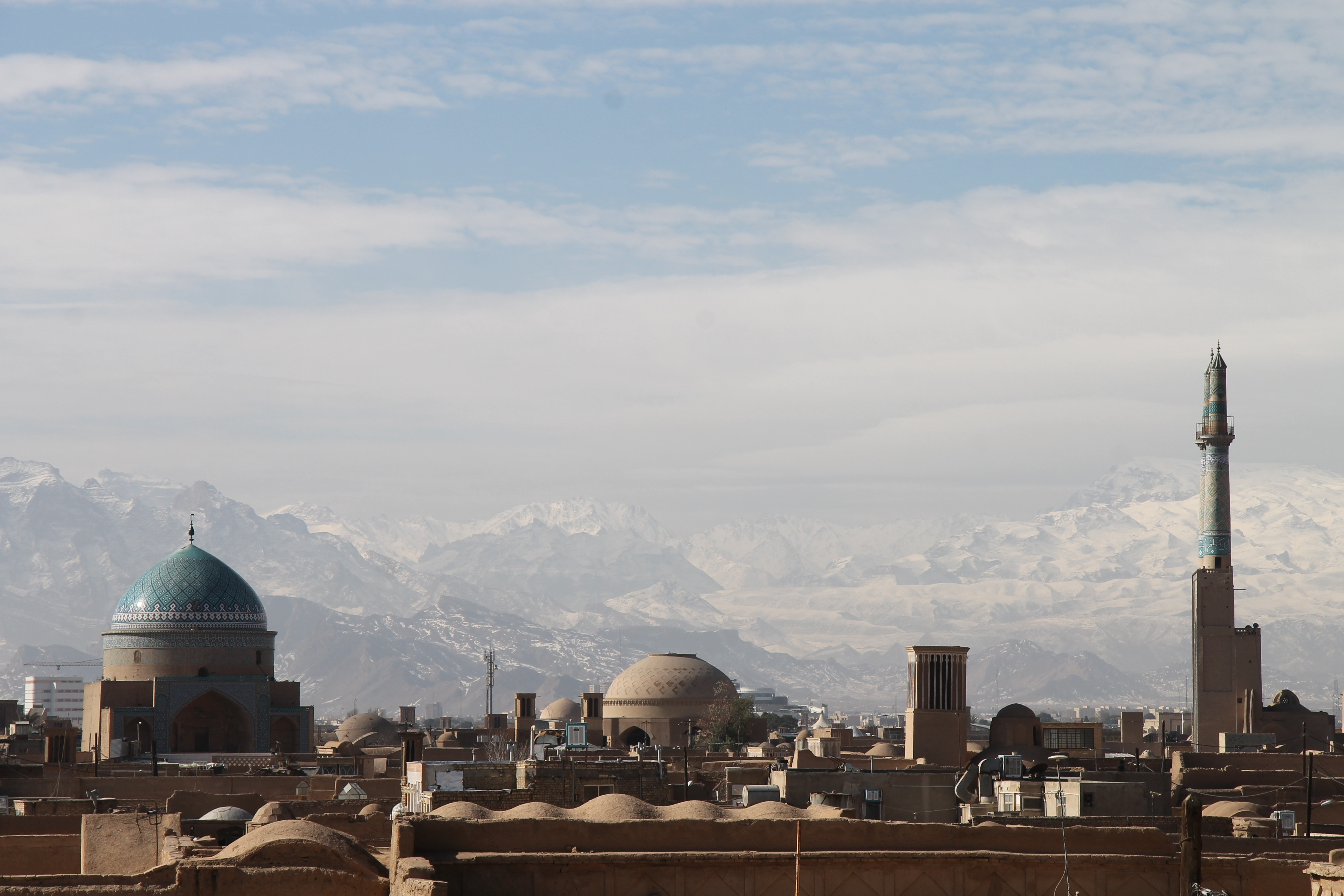 伊朗经典6日线路
