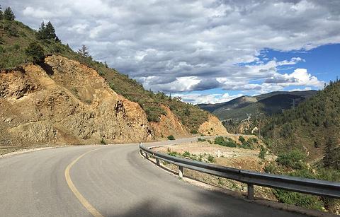 川藏公路的图片