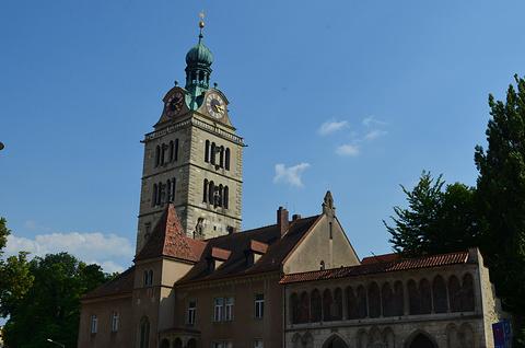 圣埃梅拉姆修道院的图片
