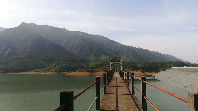 云溪水库旅游景点图片