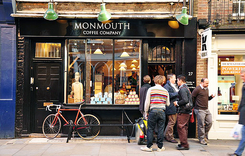 Monmouth Coffee (Covent Garden店)