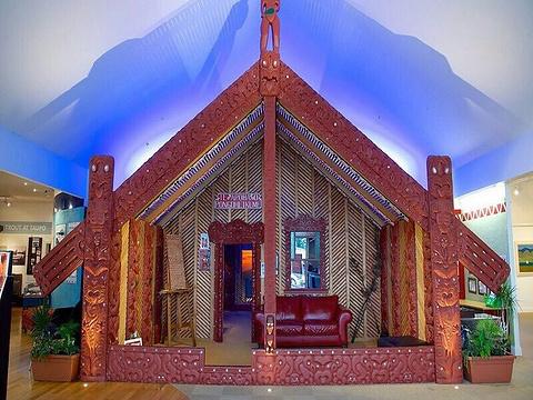 陶波湖博物馆旅游景点图片