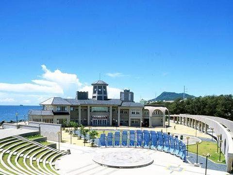 旗津海岸公园旅游景点图片