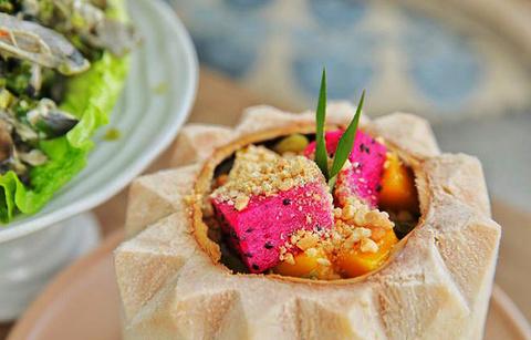 柠檬花园餐厅(三圣乡店)