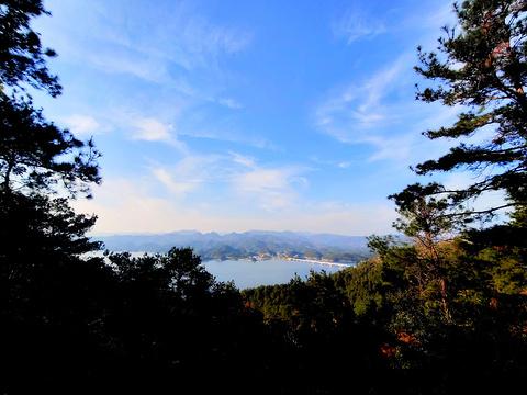 天屿山景观台