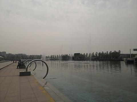 黄河公园的图片
