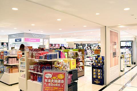 STARBUCKS COFFEE(关西机场T1-2层)