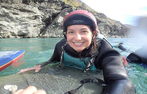 卡瓦劳河浮板漂流