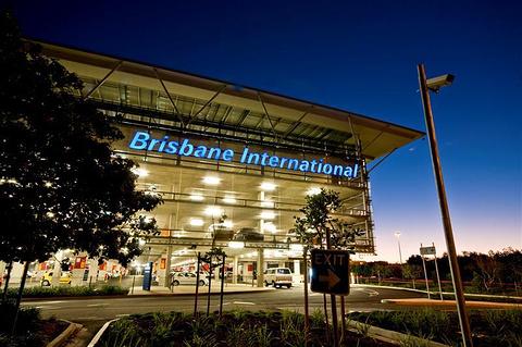 布里斯班机场的图片