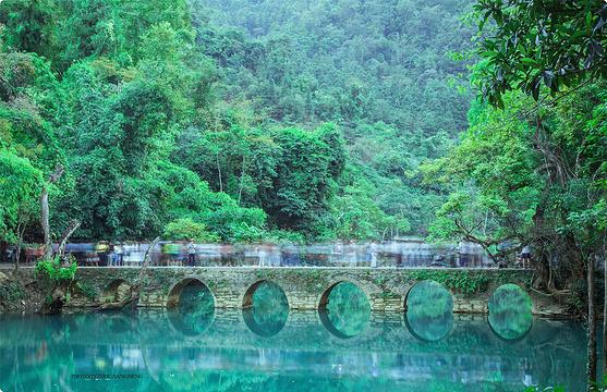 小七孔古桥旅游景点图片