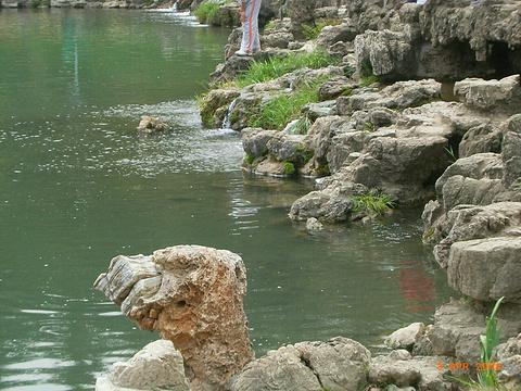 小石潭旅游景点图片