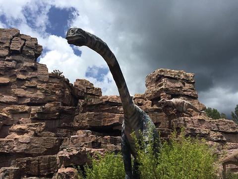 禄丰恐龙化石遗址